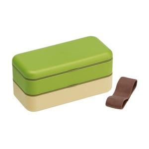 Desiatový box Earth Green, 600 ml