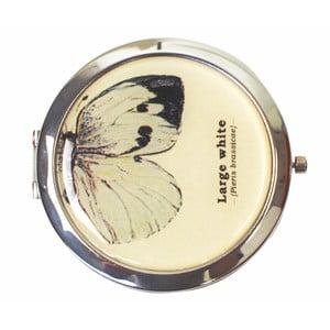 Kompaktné zrkadlo Gift Republic Butterflies