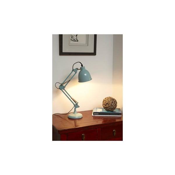 Stolová lampa Archi Mini, pastelovo modrá