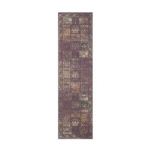 Koberec Suri Vintage Purple, 66 x 243 cm