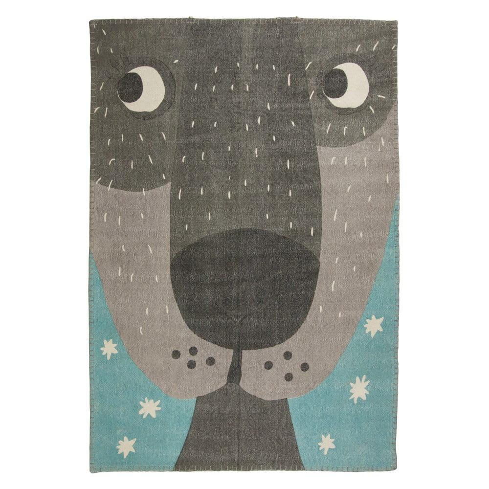 Detský koberec Nattiot Annibal, 100 × 140 cm