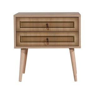 Drevený nočný stolík Iris Clasic