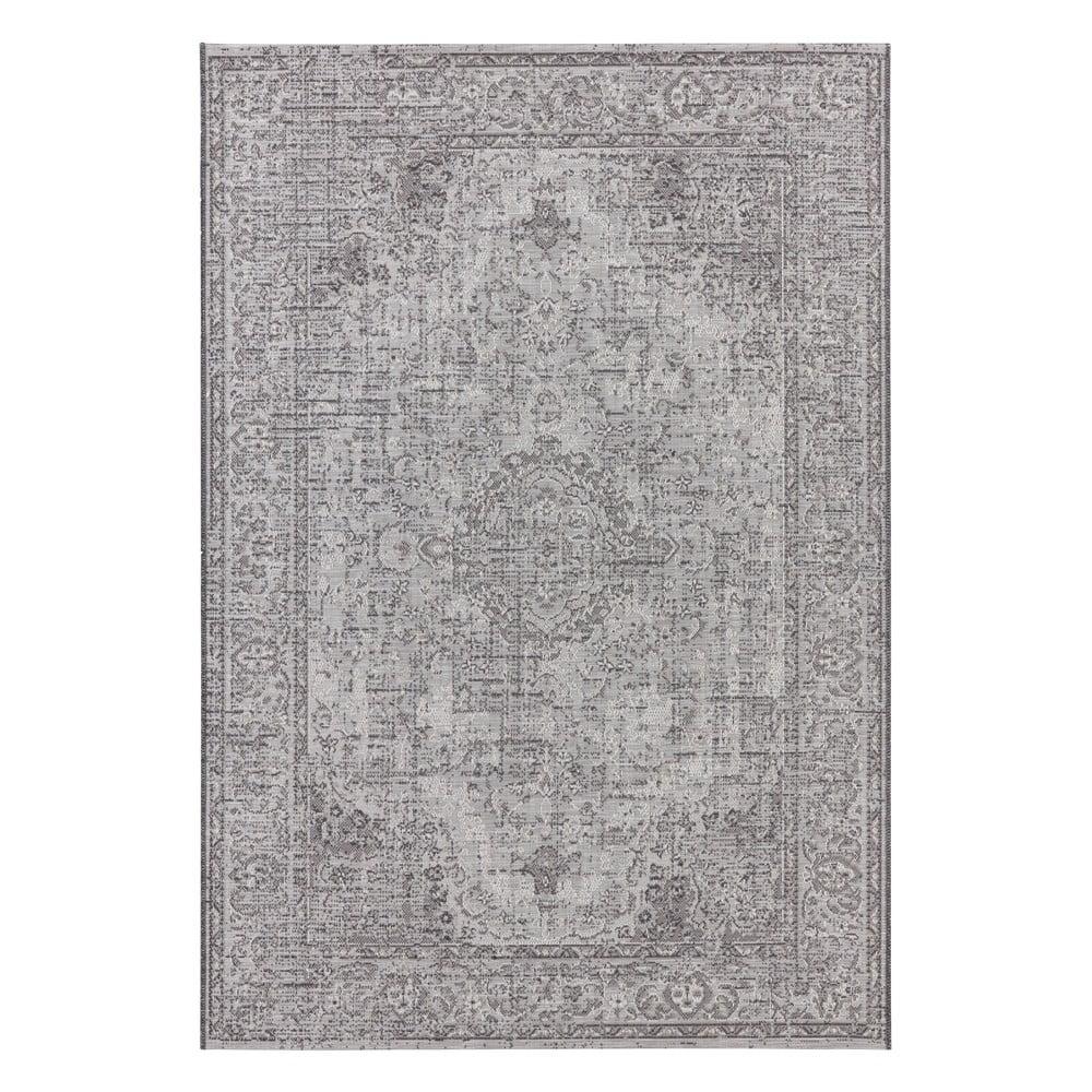 Sivý koberec Elle Decor Curious Cenon, 77 × 150 cm
