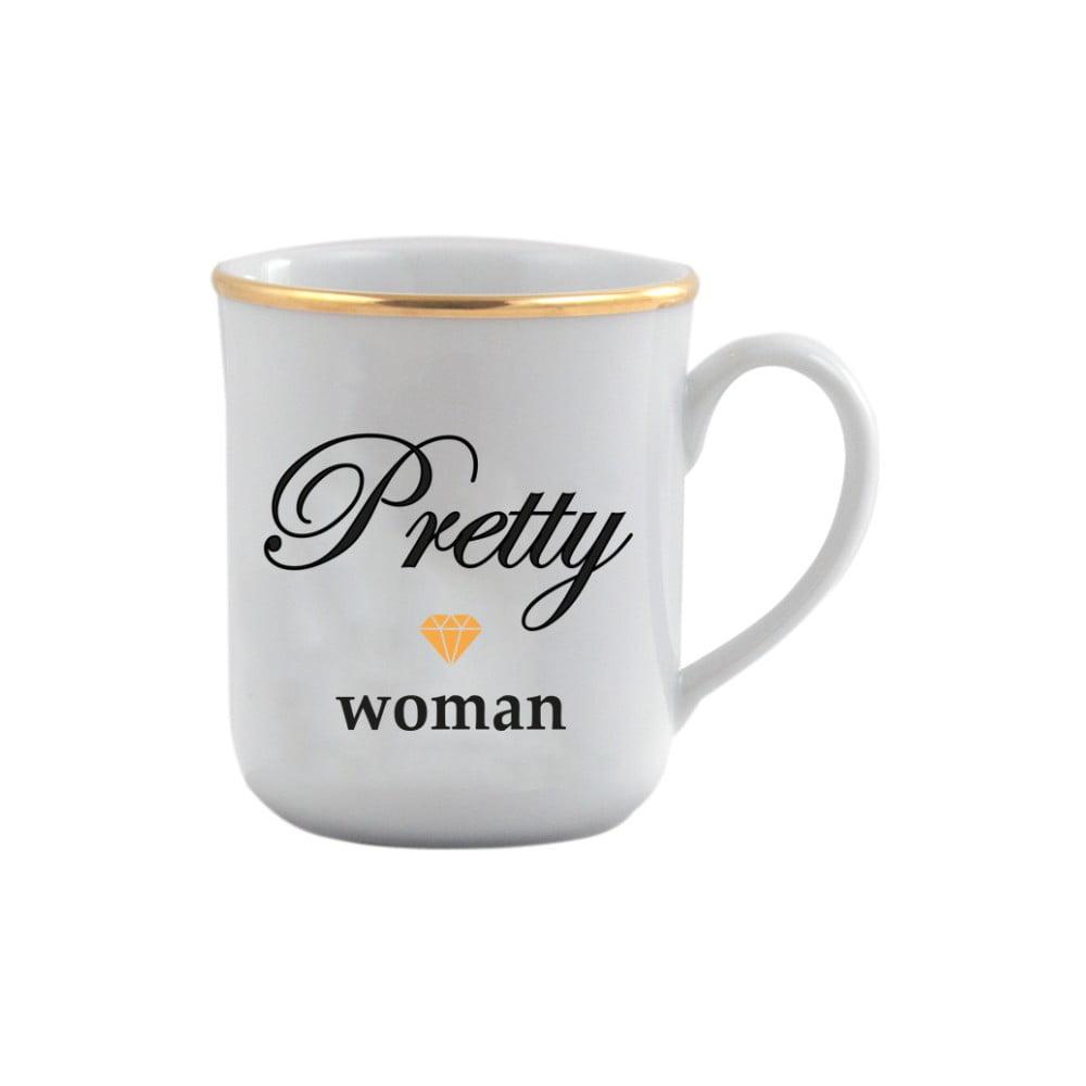 Porcelánový hrnček Vivas Pretty Woman, 330 ml