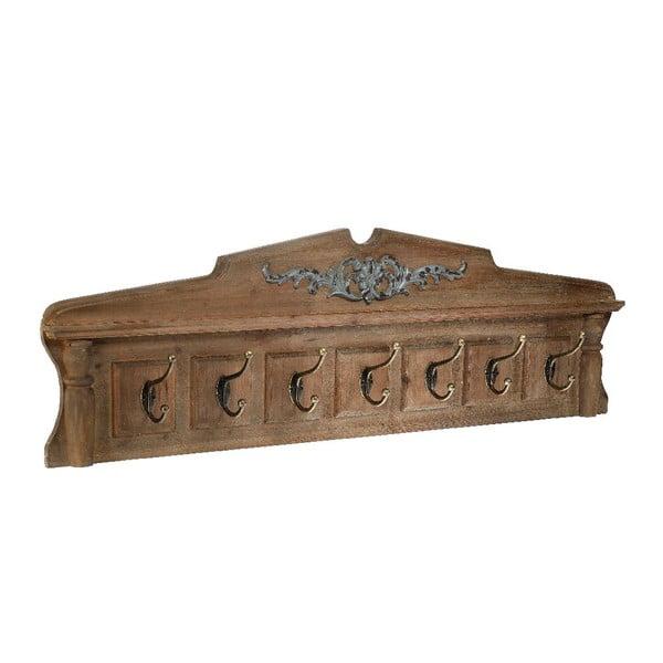 Vešiak Wooden Seven, 100x29 cm