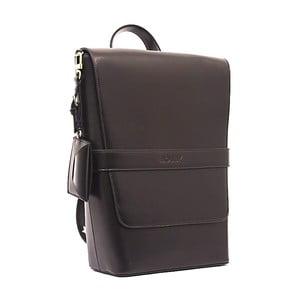 Elegantný batoh Bobby Black - Coffee