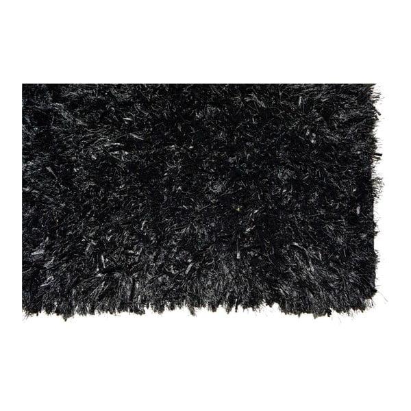 Koberec Grip Black, 200x300 cm