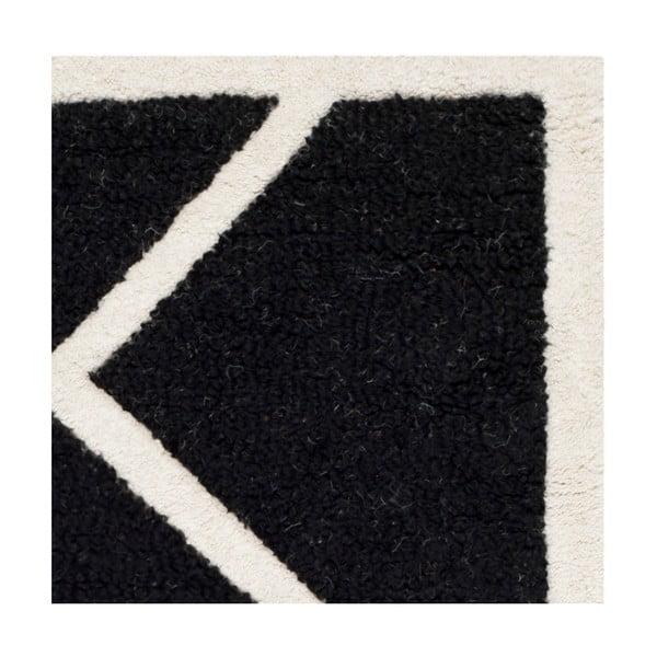 Vlnený koberec Wilshire, 182x274 cm