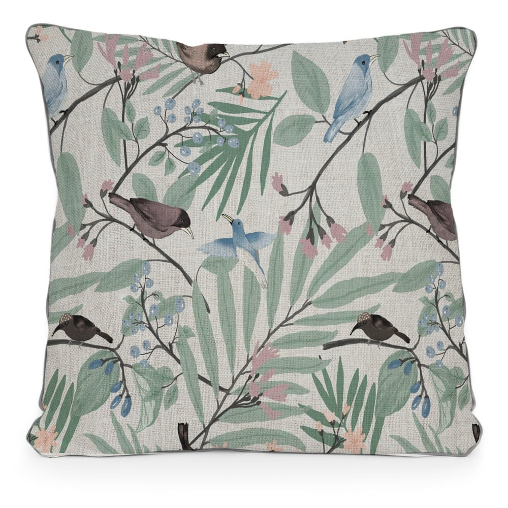 Vankúš Surdic Birds, 45 x 45 cm