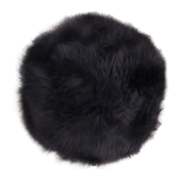 Tmavosivá ovčia kožušina House Nordic Circle