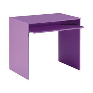 Fialový písací stôl 13Casa Hugo