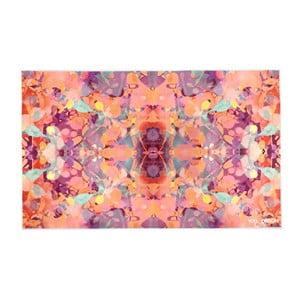 Malý uterák na jogu Yoga Design Lab Kaleidoscope