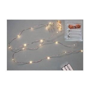 Svetelná reťaz LED Lights, 50 svetielok