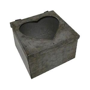 Kovový box Antic Line Vintage Love