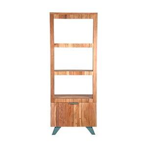 Knižnica z akáciového dreva LABEL51 Milaan