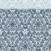 Obliečky Cali Blue, 160x200 cm