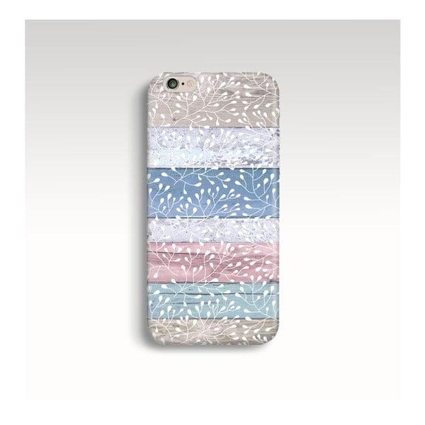 Obal na telefón Wood Stripes II pre iPhone 6+/6S+