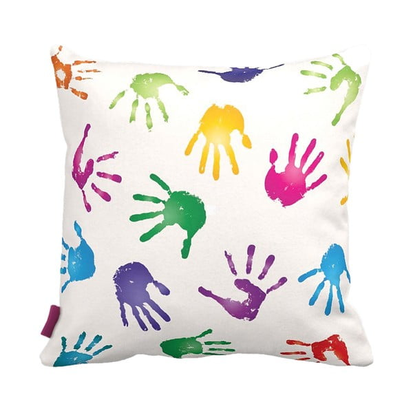 Vankúš Hands, 43x43 cm