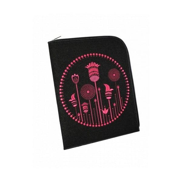 Plstený obal na iPad Goshico Flos