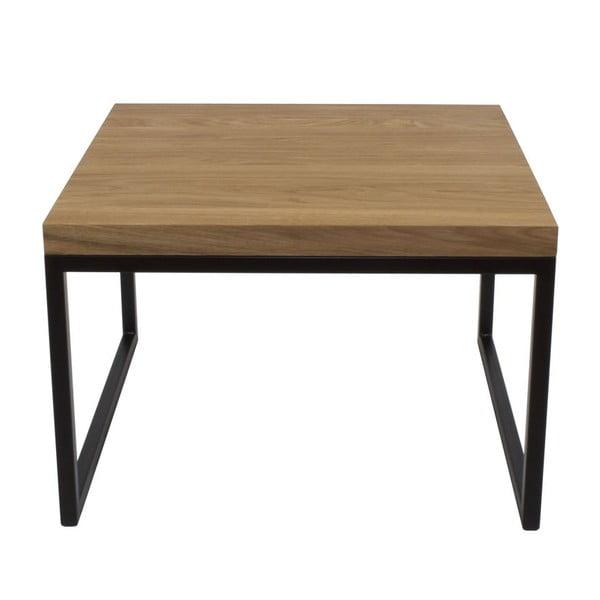 Odkladací stolík Bergen Black