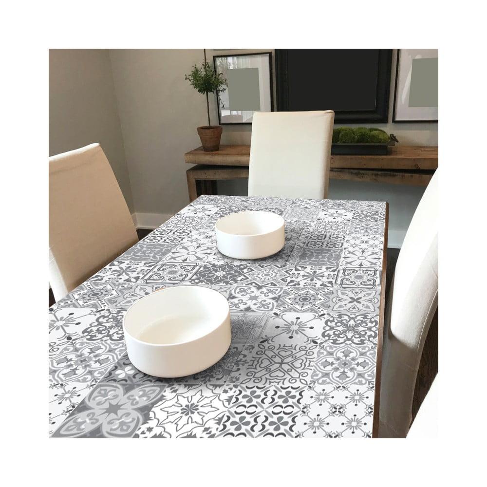 Sada 60 samolepiek na nábytok Ambiance Tiles Stickers For Furniture Virginio, 15 × 15 cm