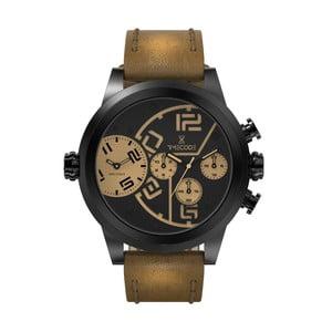 Pánske hodinky Chip 1958, Black/Brown
