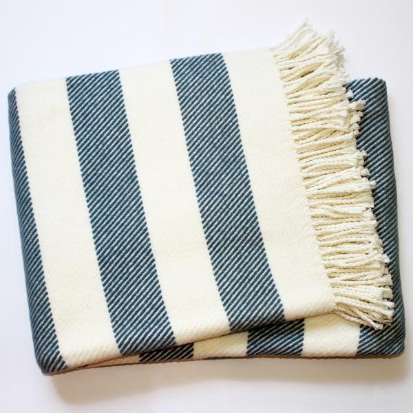 Modrá deka Euromant Candy, 140x180cm