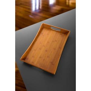 Bambusový podnos Favoritte, 43x27 cm