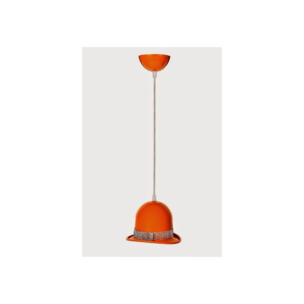 Stropné svetlo Woman Hat Orange