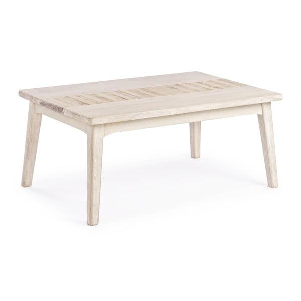 Konferenčný stolík z mangového dreva Bizzotto Dexter, 90 x 60 cm