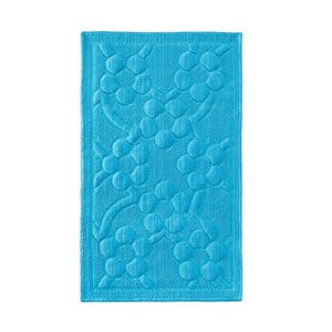 Predložka do kúpeľne Papatya Turquoise, 60x100 cm