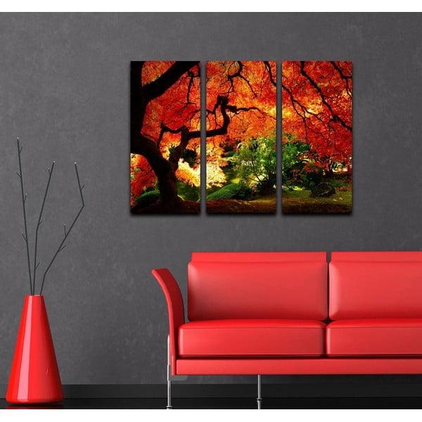 3-dielny obraz Jesenná krása