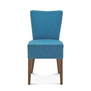Modrá stolička Fameg Aslak