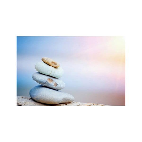 Obraz Zenové kamienky, 45x70 cm