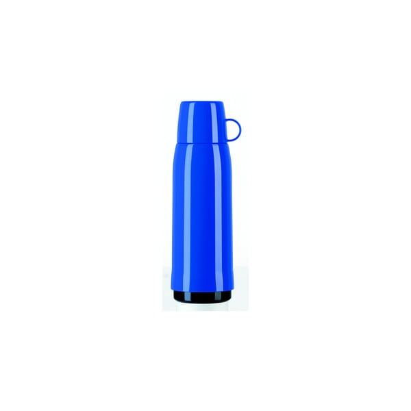 Termoska s hrnčekom Rocket Blue, 1000 ml