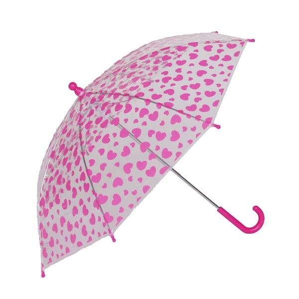 Detský dáždnik Ambiance Rainy Days Rose