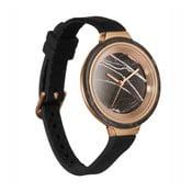 Dámske čierne hodinky Rumbatime Orchard Marble