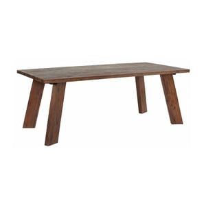 Jedálenský stôl z masívneho akáciového dreva Støraa Marlon, 90×160cm