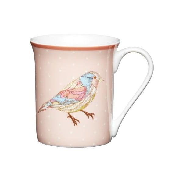 Porcelánový hrnček Traditional Birdcage, 260 ml