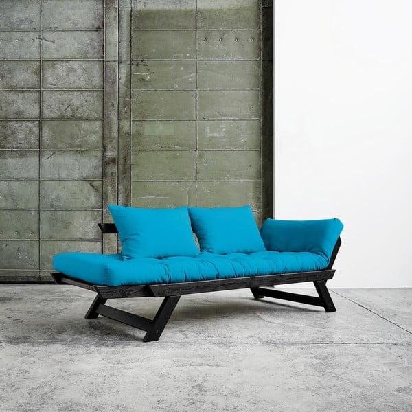 Pohovka Karup Bebop Black/Horizon Blue