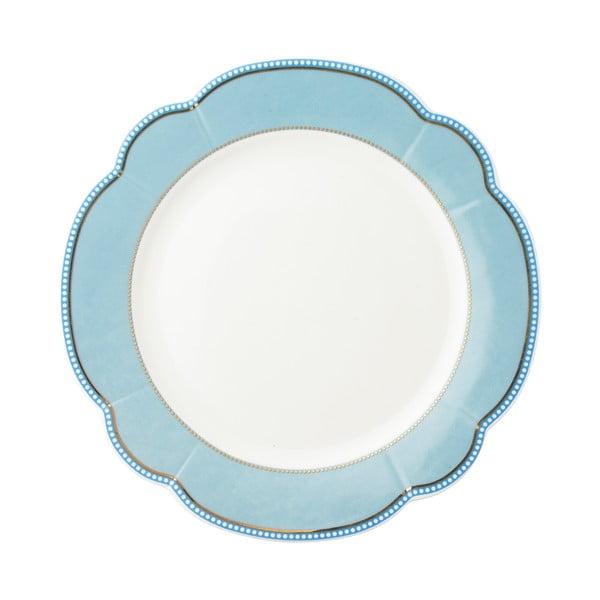 Porcelánový tanier  Minitie od Lisbeth Dahl, 19 cm, 4 ks