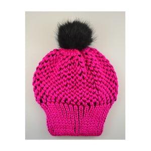 Dámska čiapka Beret Pink