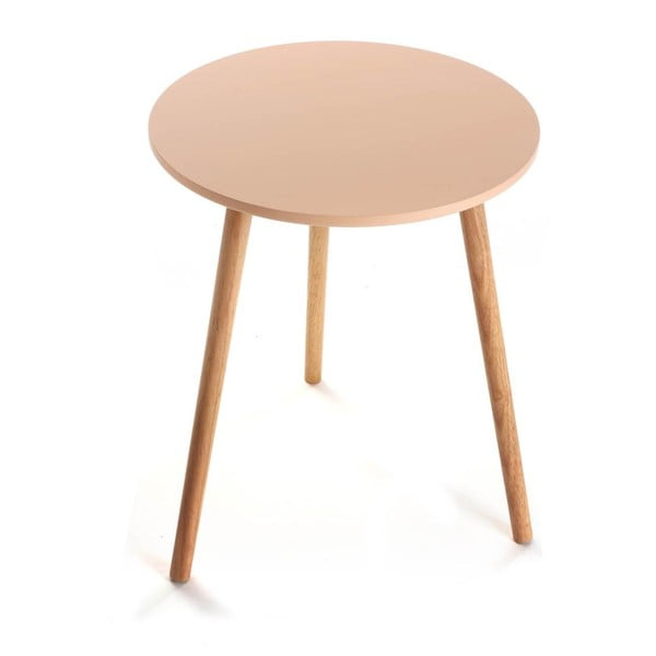 Odkladací stolík Auxiliary Orange, 38 cm