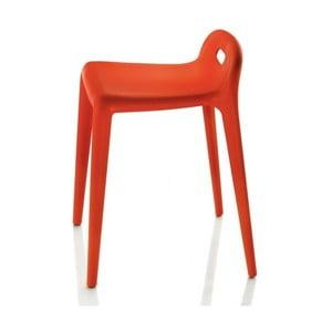 Oranžová stolička Magis Yuyu
