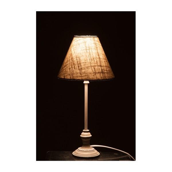 Stolová lampa Jolipa 40 cm, sivá