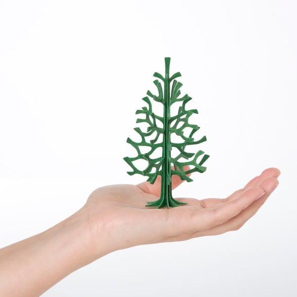 Skladacia pohľadnica Lovi Spruce Natural, 12 cm