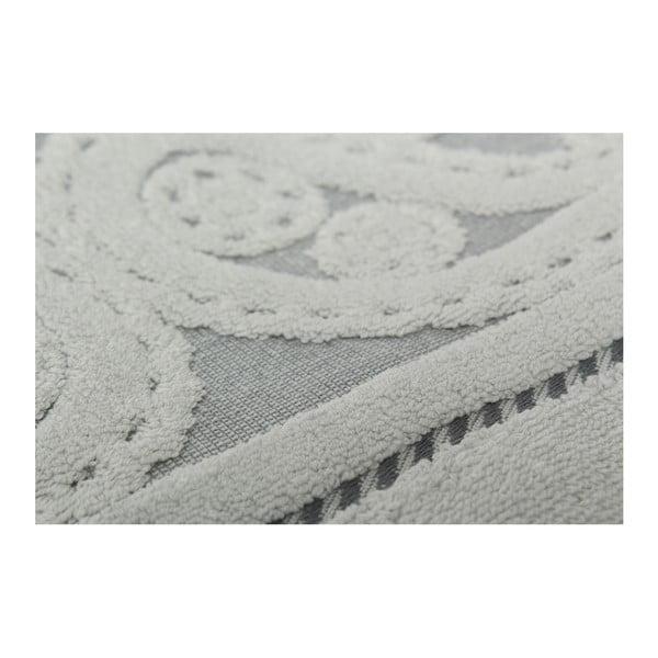 Sada 2 sivých uterákov Hurry, 50 x 90 cm