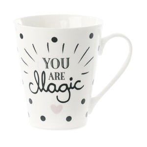 Porcelánový hrnček Miss Étoile Coffee You Are Magic