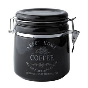 Zatváracia keramická dóza Sweet Home Coffee
