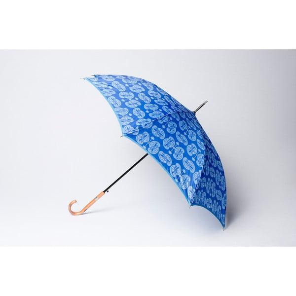 Dáždnik Cashmere, modrý